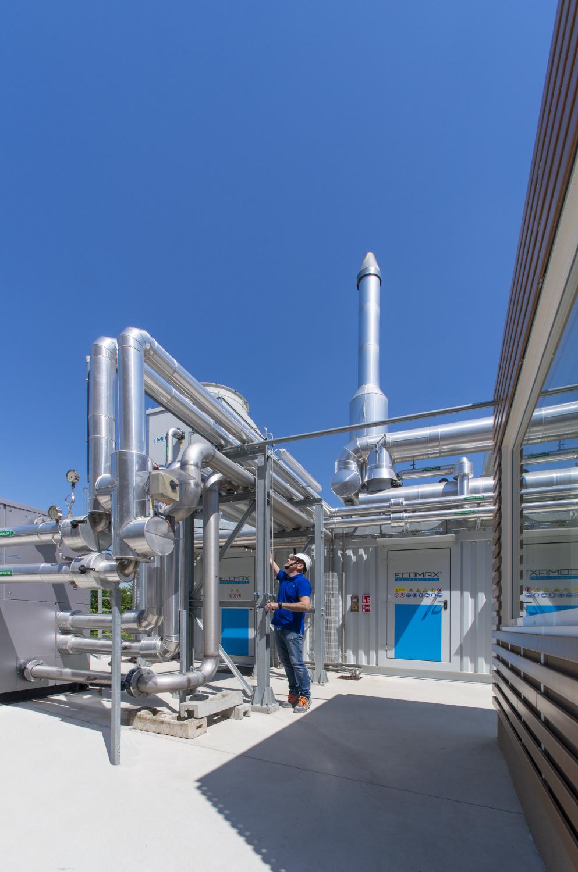 Riduzione delle emissioni di anidride carbonica