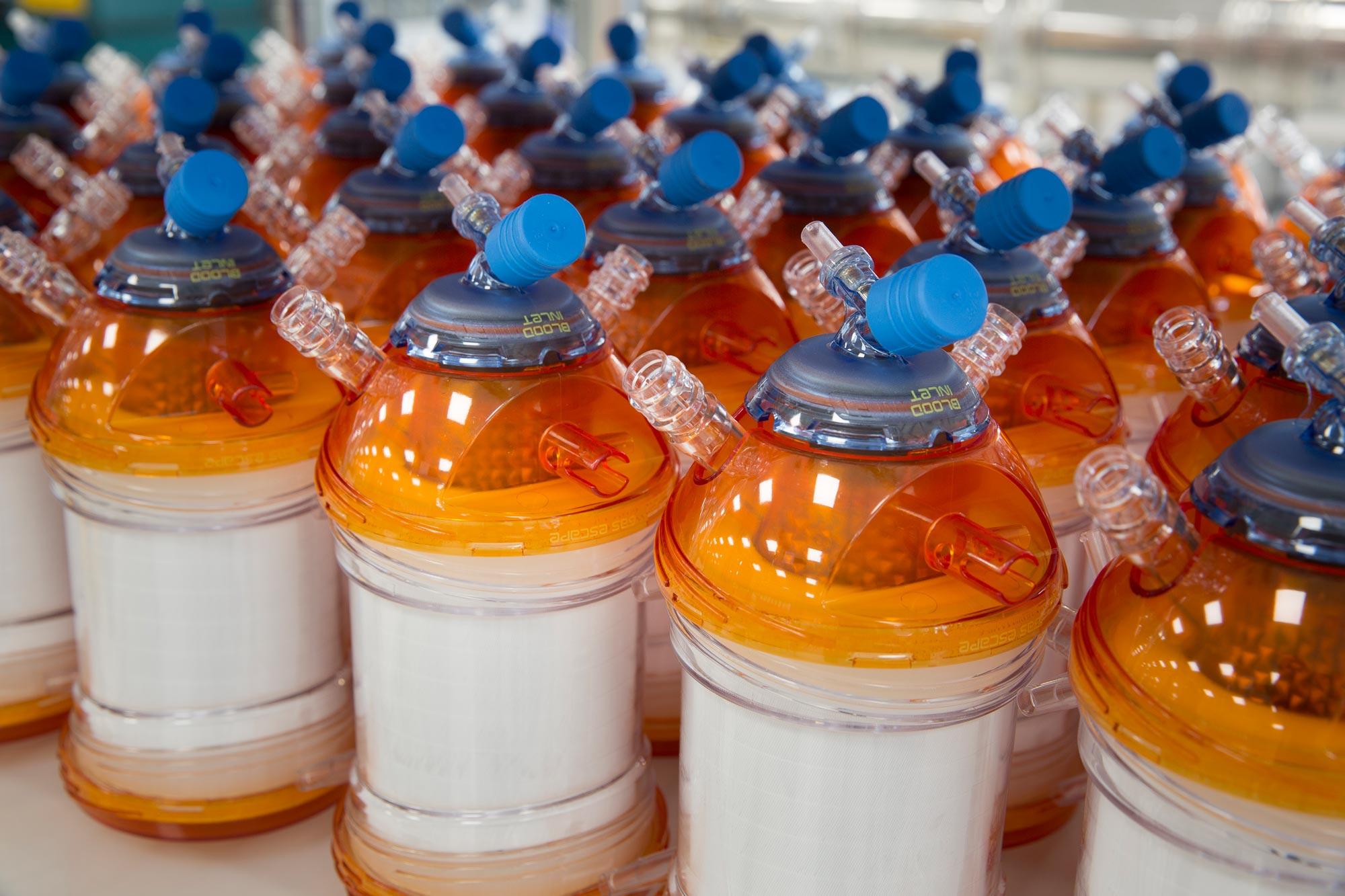 Coronavirus – record di ordini per i polmoni artificiali esterni prodotti a Modena