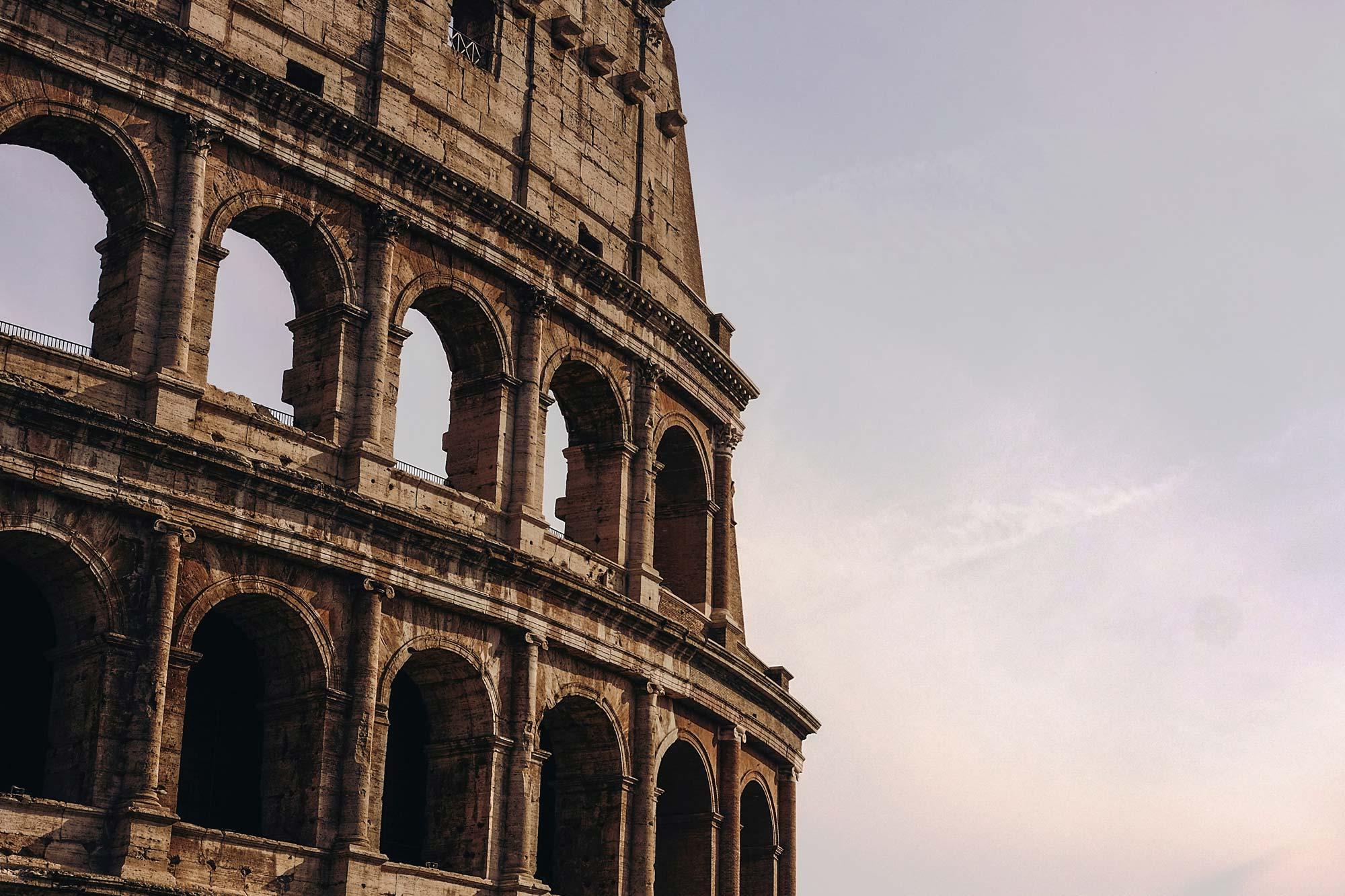 SICCH 2020: Roma