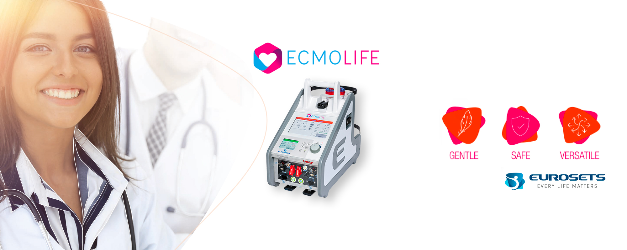 First successful ECMOLife usage on a Covid19-positive patient
