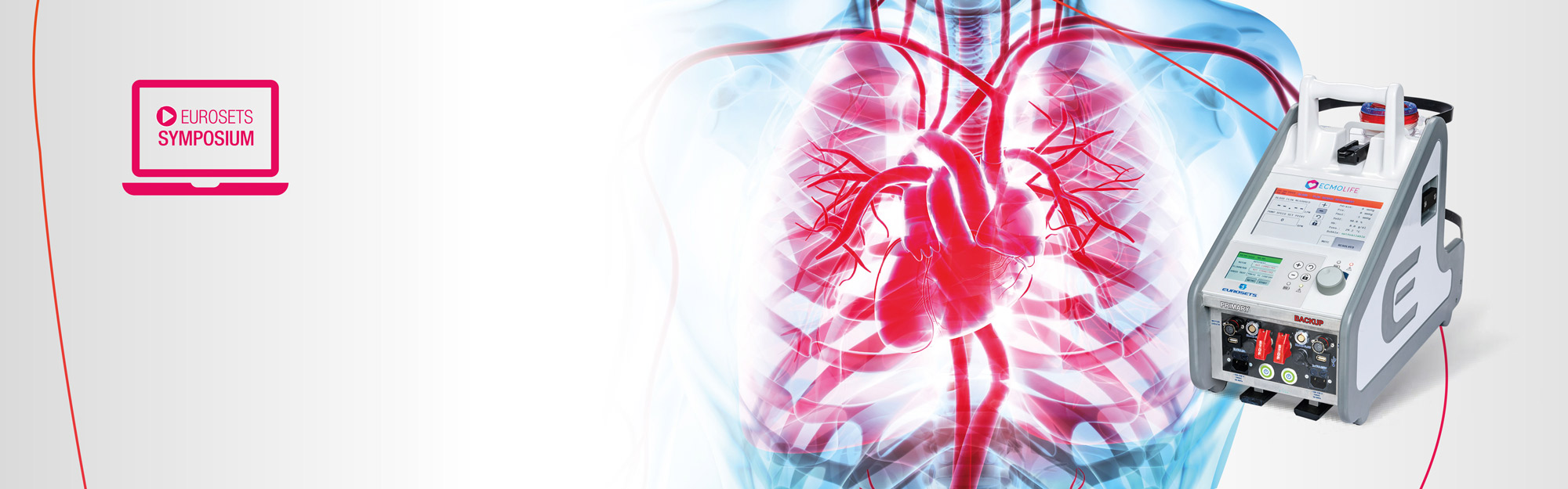 EUROSETS SYMPOSIUM – New frontiers in extracorporeal circulation
