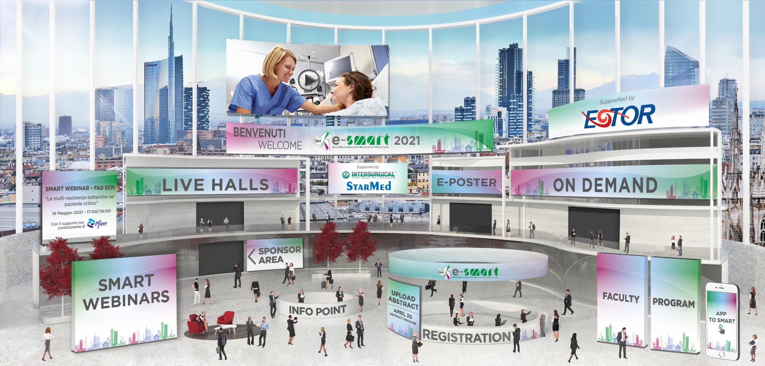 e-SMART Virtual meeting